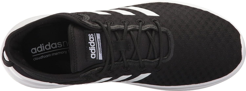 adidas Damen Cf Qtflex W Fitnessschuhe Schwarz Weiß Schwarz