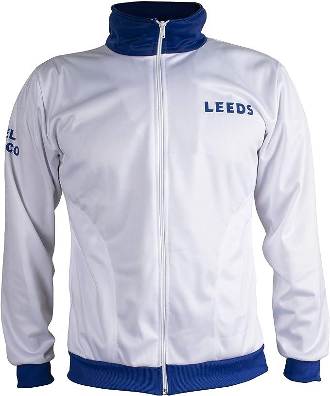 JL Sport Leeds Marcelo Bielsa El Loco Chaqueta De Chándal De ...