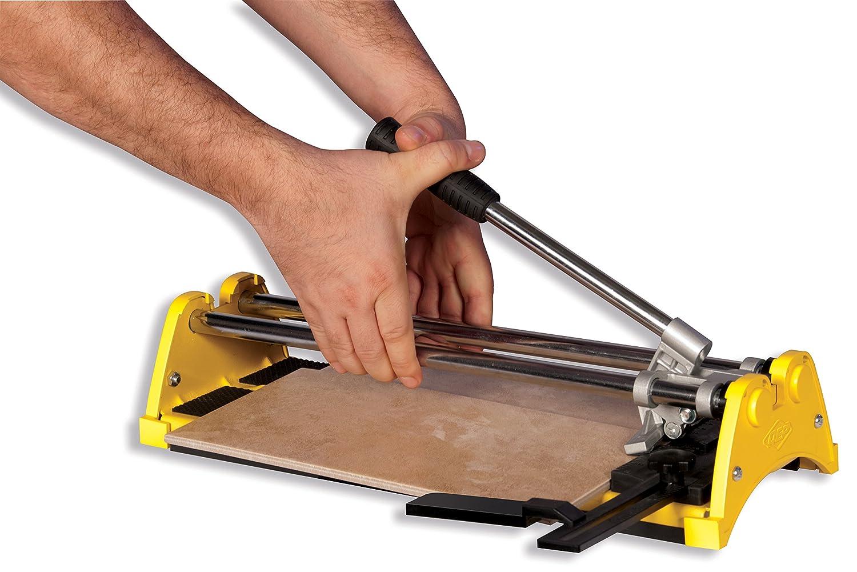 Qep 10214q 14 In Rip Ceramic Tile Cutter With 12 In Cutting Wheel