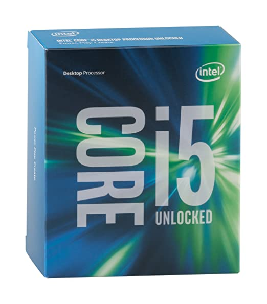 17 opinioni per Intel Core i5 Processore, 6600K, 3,5 GHz