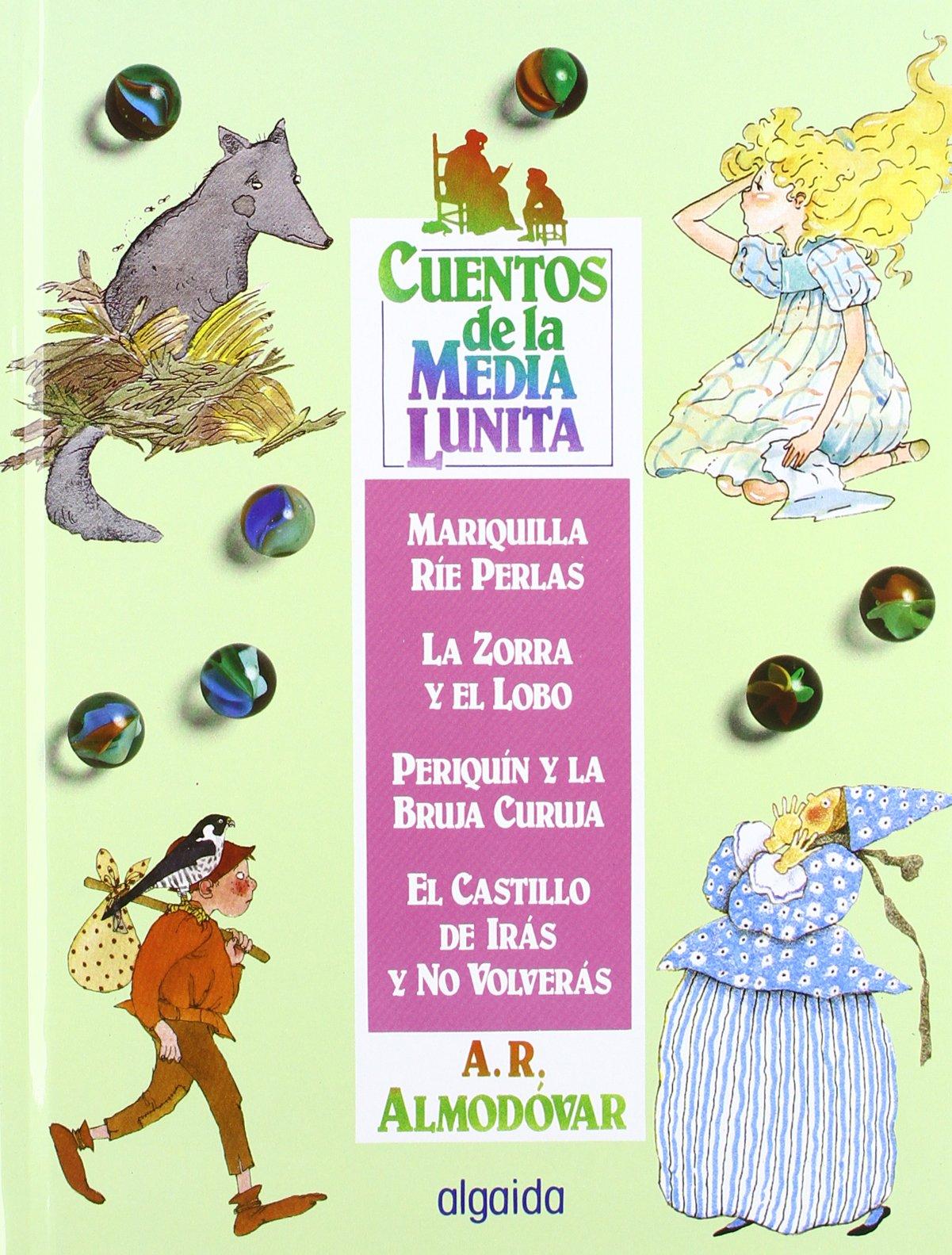 Cuentos de la media lunita volumen 3: Volumen III (del 9 al 12) (Infantil - Juvenil - Cuentos De La Media Lunita - Volúmenes En Cartoné)