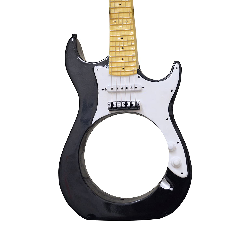 Maison de Cadeux Guitarra acústica eléctrica y violín Vino Montaje: Amazon.es: Hogar