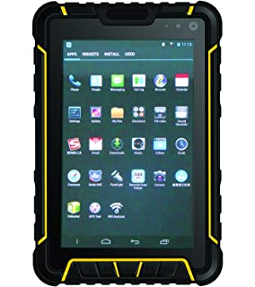 IP67 Rugged Tablet PC, Incorporated Symbol Scanner U0026 RFID/NFC, Android 5.1 /