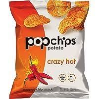 Deals on 24-Pack Popchips Crazy Hot Potato Chips 0.7oz