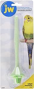 JW Pet Insight Sand Bird Perch Small 21cm