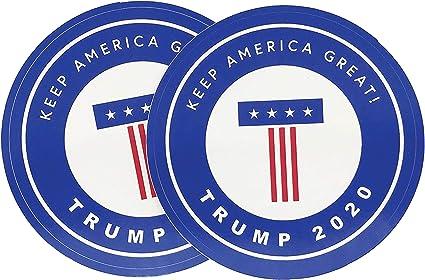 Bumper Sticker USA MADE Donald Trump 2020 TRUMP PENCE Make America Great Again