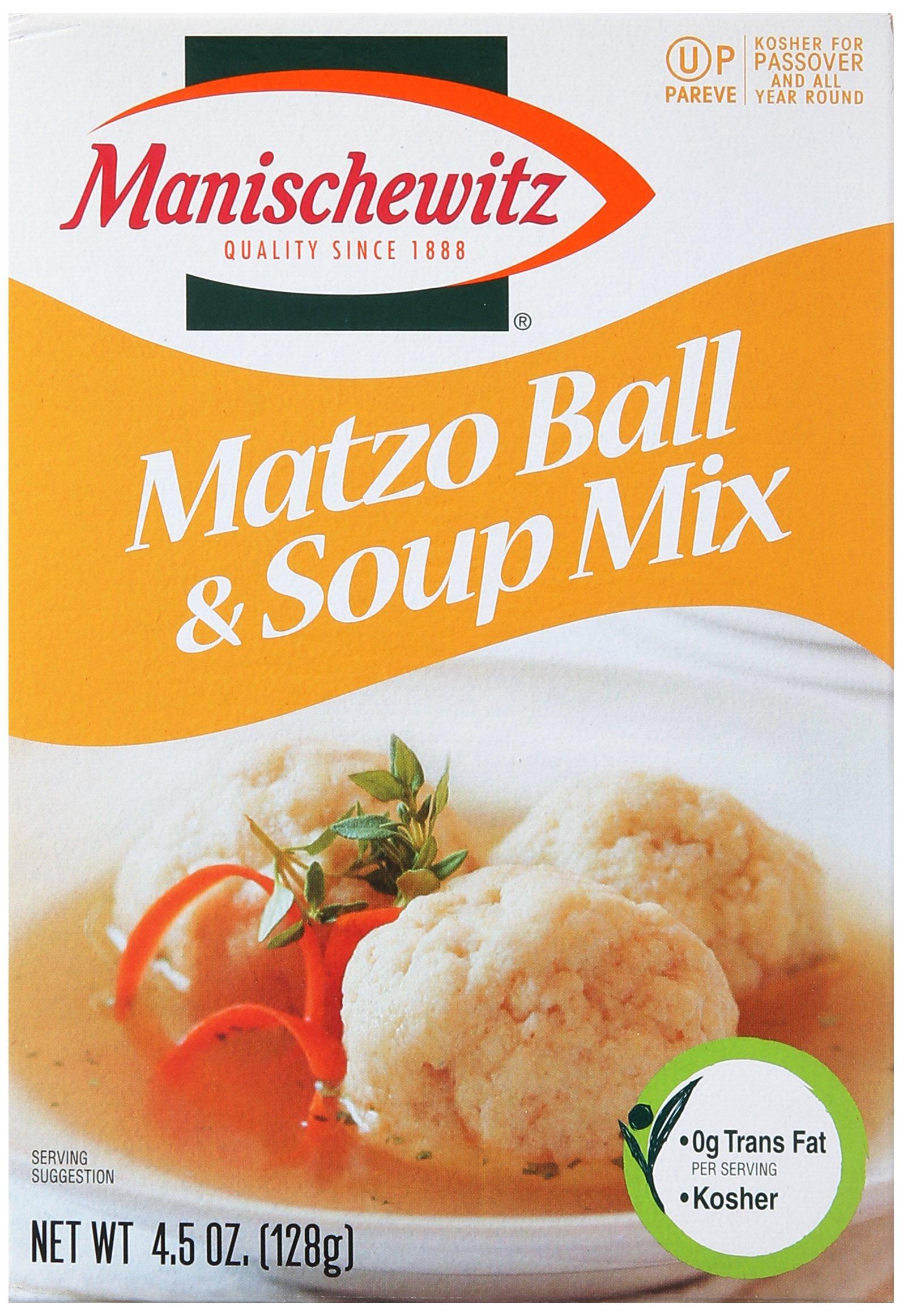 Matzo Ball & Soup Mix, 4.5 oz