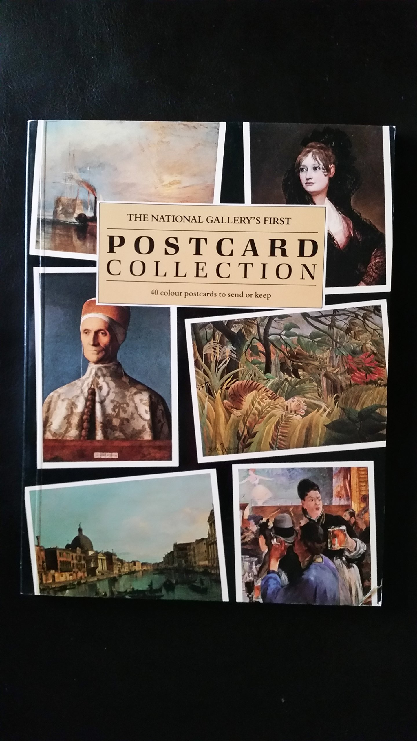 The National Gallery Postcard Collection: v. 1
