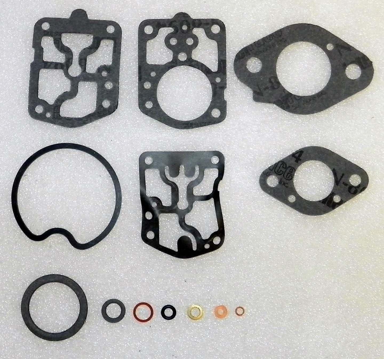 MERCURY Carburetor Complete Kit 9.8 Hp 1972-85 WSM/Sierra 18-7007 OEM# 1399-5135