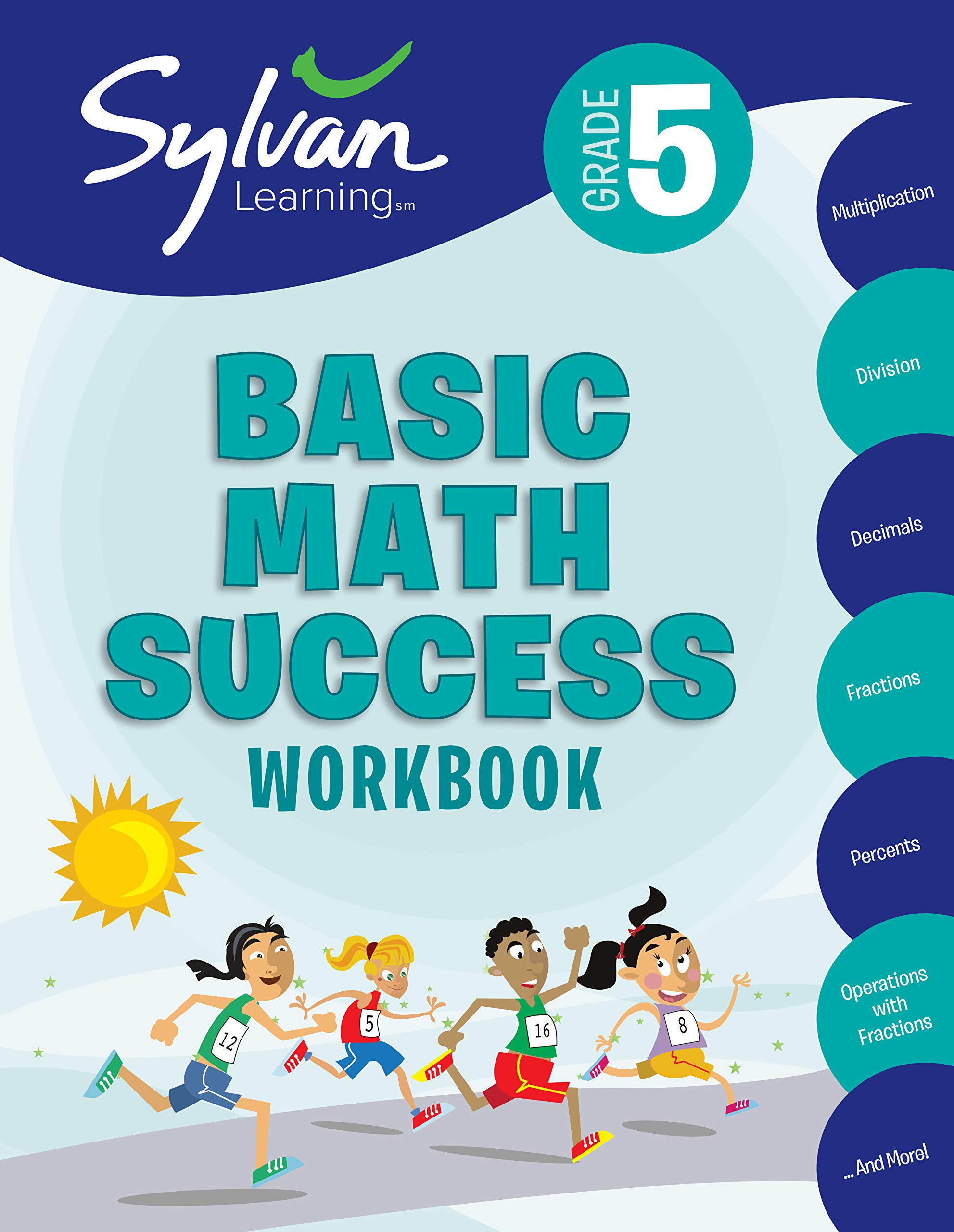 5th Grade Basic Math Success Workbook: Activities, Exercises, and ...