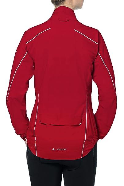 Sport Bekleidung 2019 Neuestes Design Vaude Jacke Wo Croz 3l Jacket Ii Türkis Weniger Teuer