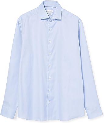 Hackett London Sr Oxford Camisa para Hombre: Amazon.es: Ropa y accesorios