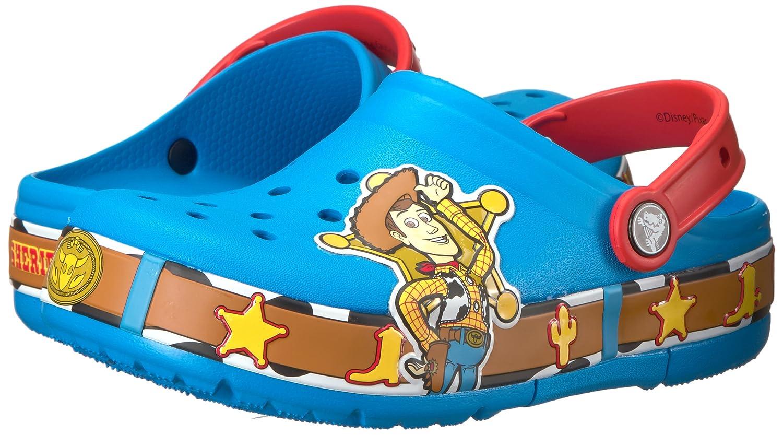 069bd9b6a Crocs Kids CB FL Woody Lights Clog K Clogs  Amazon.ca  Shoes   Handbags