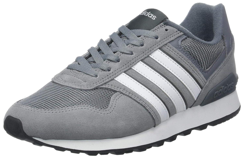 gris (gris Ftwbla Gricin 000) adidas 10k, Chaussures de Fitness Homme 46 2 3 EU
