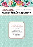 2017 Amy Knapp Christian Family Organizer: August 2016-December 2017