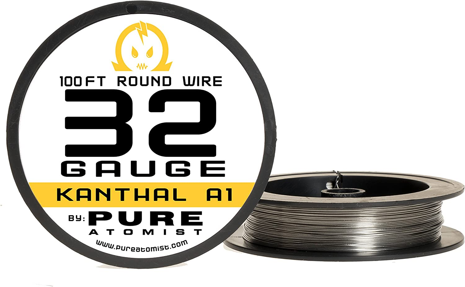 Resistance Wire Kanthal A1-26 AWG Gauge Spools 100 Feet FogsLord