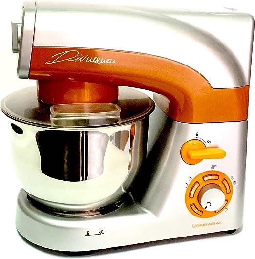 Robot de cocina multifunción 3in1 batidora planetaria Picadora ...