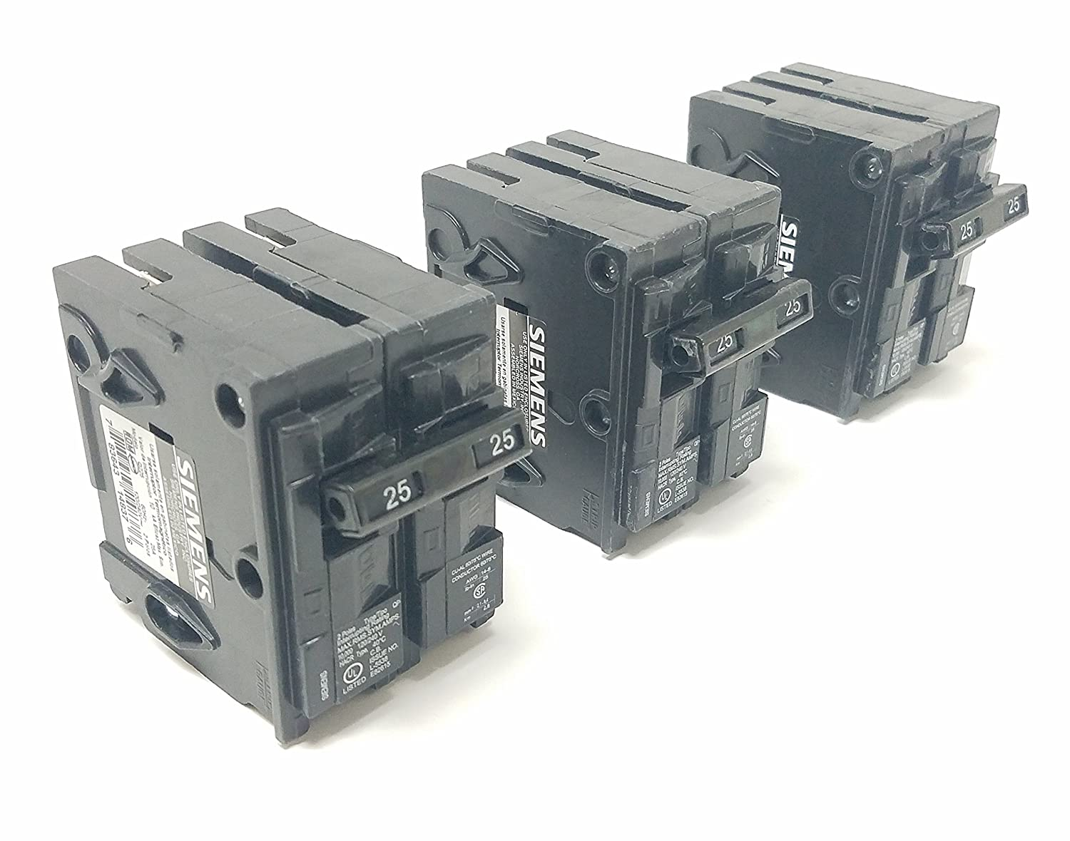 Q235 35-Amp Double Pole Type QP Circuit Breaker - - Amazon.com