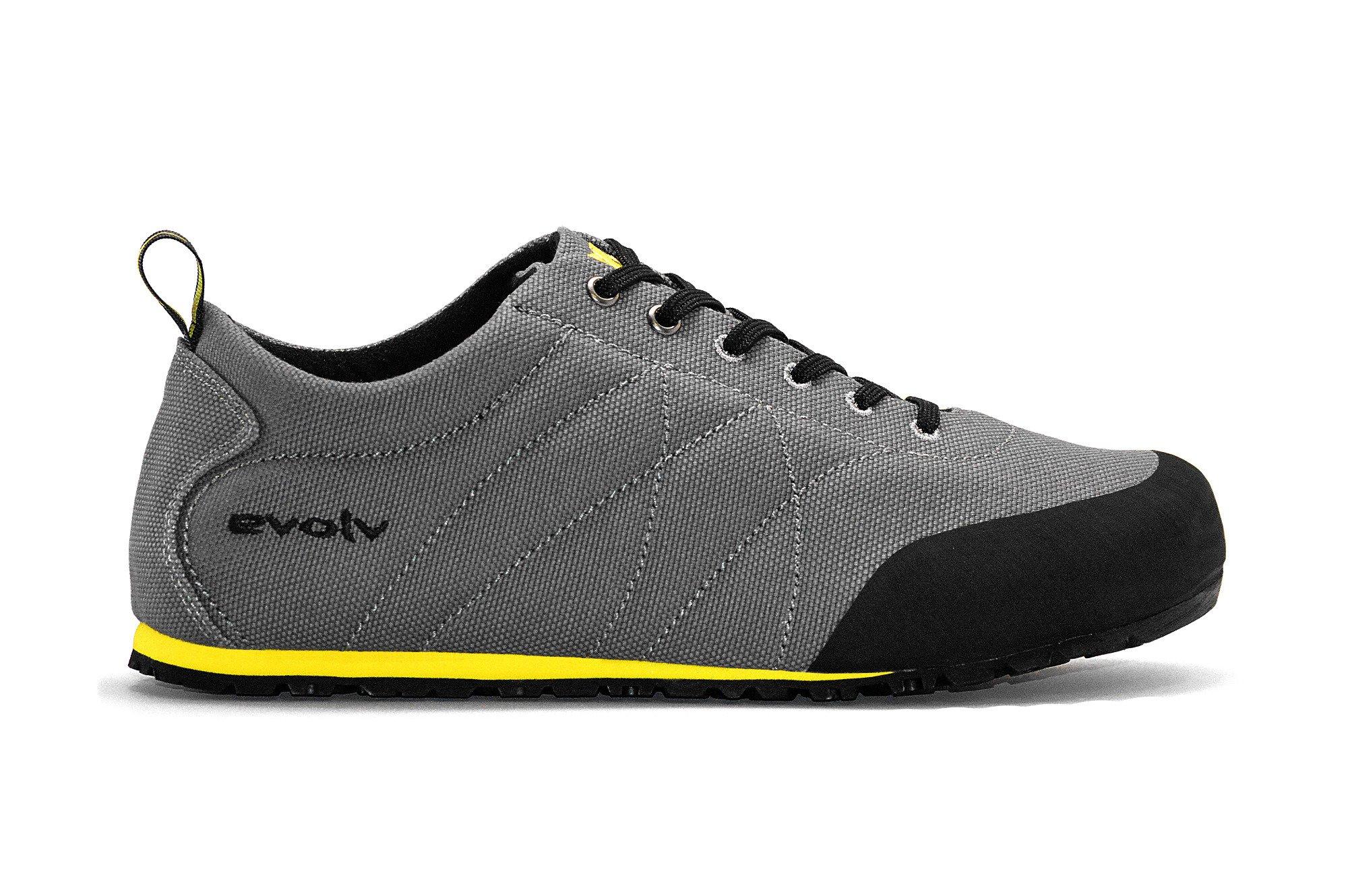 Evolv Cruzer Psyche Approach Shoe - Slate 14 by Evolv