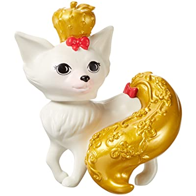 Ever After High Gala Snowfox Pet: Toys & Games