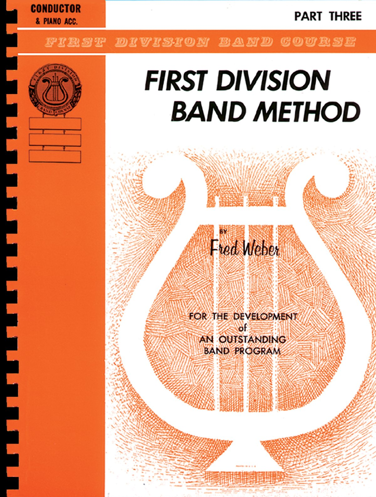 Download First Division Band Method, Part 3: Baritone (B.C.) (First Division Band Course) ebook
