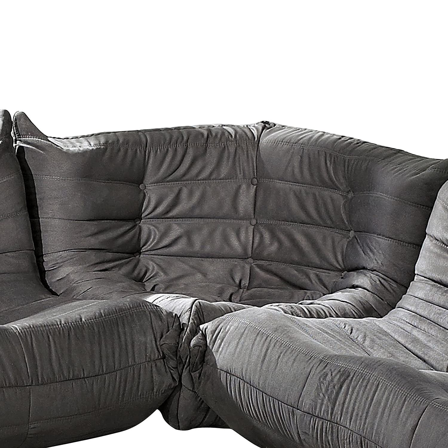 Amazon Modway Waverunner Modular Sectional Corner in Light