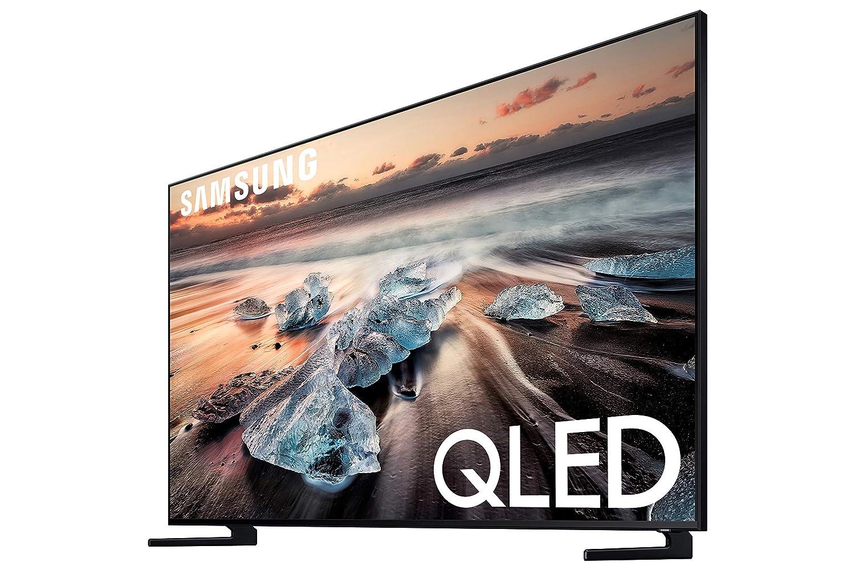 Samsung QN65Q900RBFXZA Flat 65-Inch QLED 8K Q900 Series Ultra HD Smart TV  with HDR and Alexa Compatibility (2019 Model)