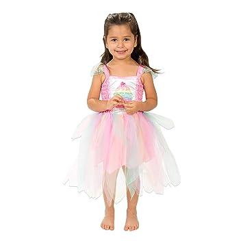Lucy Locket - Disfraz de Hada Cupcake para niña (4 años ...