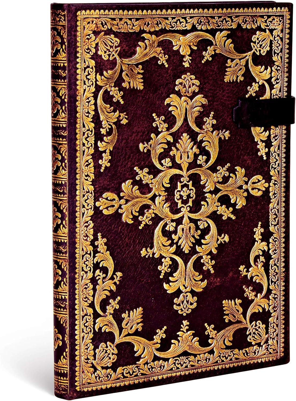 Carnet PAPERBLANKS Non ligné - Midi 130×180mm - Joyau d'Urbino série Duomo (Jewel of Urbino)