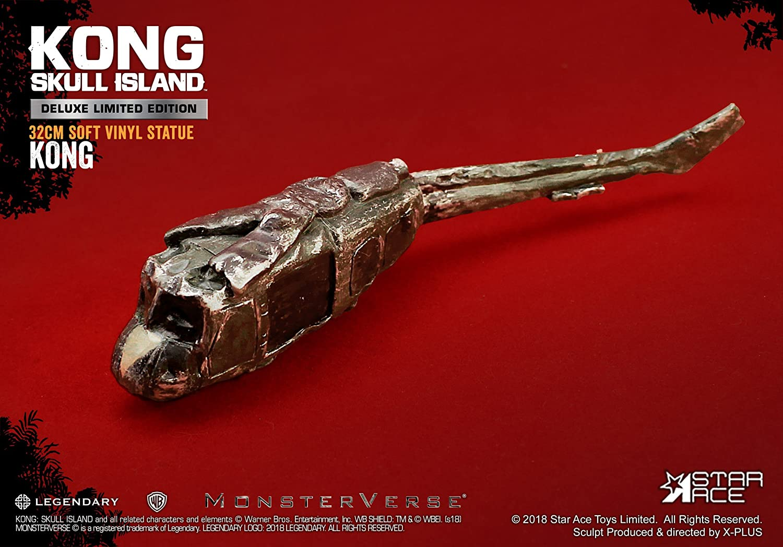 Kong Deluxe Version Star Ace Toys Skull Island Soft Vinyl Statue