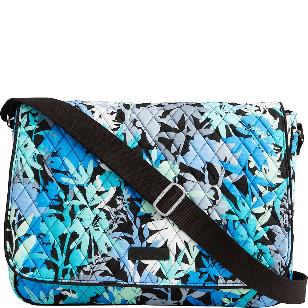 Vera Bradley Laptop Messenger Camofloral Amazon In Bags