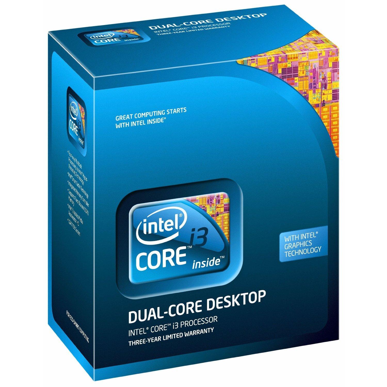 Amazon.com: Intel Core i3-530 Processor 2.93 GHz 4 MB Cache Socket ...