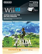 The Legend of Zelda: Breath of the Wild [Wii U Download Code]