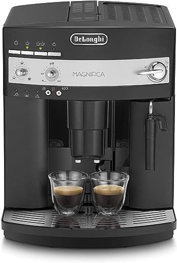 ماكينة صنع القهوة من ديلونجي، أسود – (ESAM 3000.B)