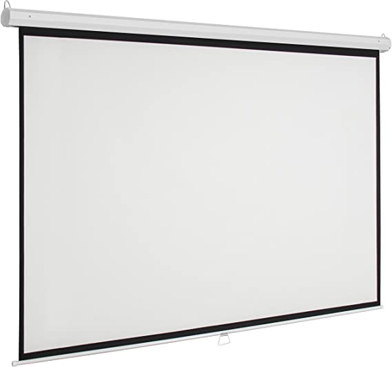 Amazon.com: Pantalla para proyector visualización de ...