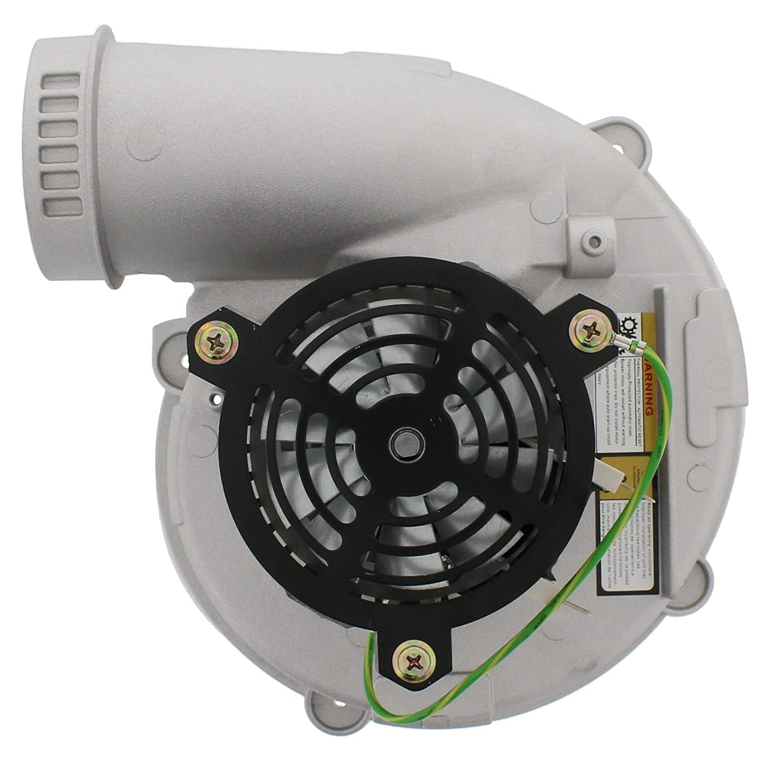 Rheem Inducer Motor Blower Replacement Part + Link to Installation Instructions - Replaces 70-24157-03