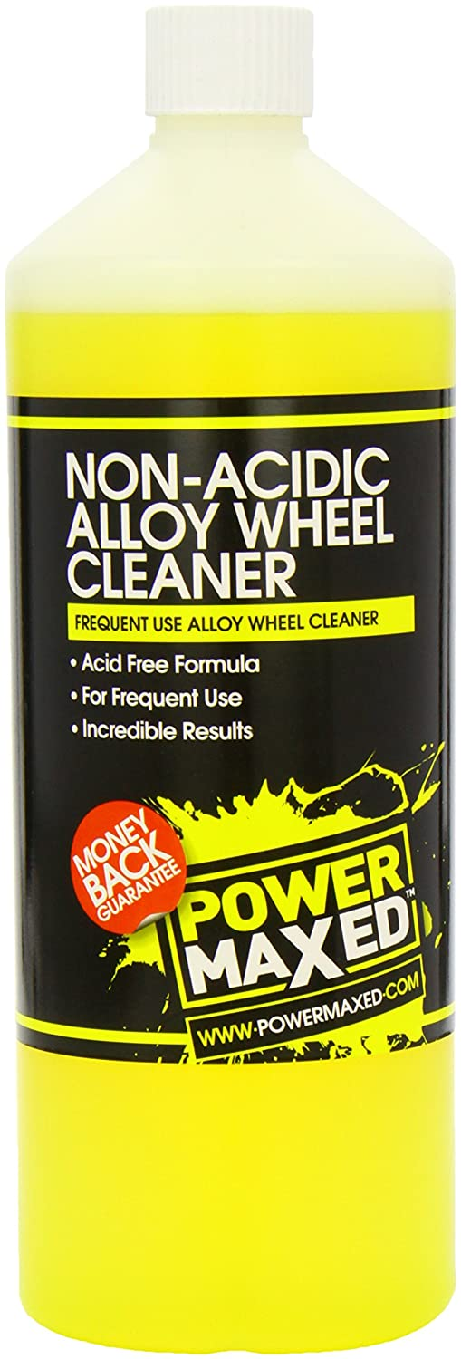 Power Maxed Awcrtu Alloy Wheel Cleaner, 1 Liter