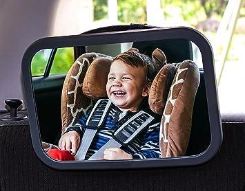 Car Baby Mirror Rear Facing