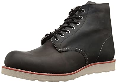 amazon com red wing heritage men s round 6 boot boots