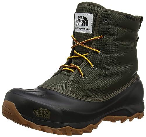 a8386ba43e The North Face Men's Tsumoru Boot, Stivali da Neve Uomo, Verde (Tarmac Green