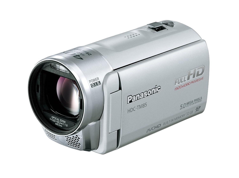 ずっと気になってた パナソニック デジタルハイビジョンビデオカメラ B004JKNDM4 TM85 内蔵メモリー32GB パナソニック ソリッドシルバー TM85 HDC-TM85-S B004JKNDM4, H and I:4d2877a7 --- irlandskayaliteratura.org