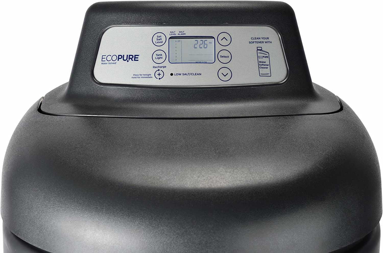 Ecopure EPHS007 EPHS Water Softener - Controller