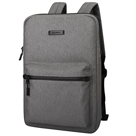 85d2b537e24900 Ultra-Thin Laptop Backpacks, Cartinoe Canvas Lightweight Backpack for Girls  School Rucksack Women Men
