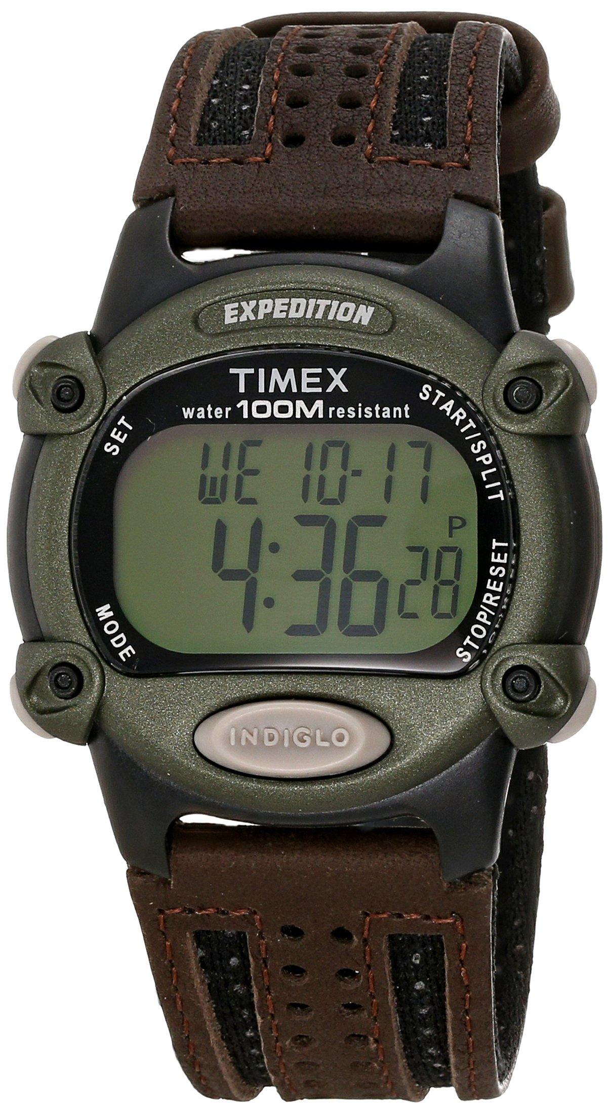 Timex Expedition Classic Digital Chrono Alarm Timer 41mm Watch by Timex