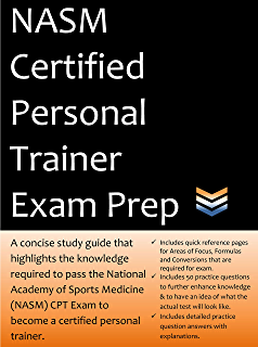 amazon com nasm study guide save time and become a nasm certified rh amazon com CPT Procedure Codes MRI CPT Codes List
