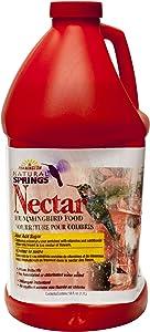 Pennington Natural Springs Nectar Hummingbird Food, 58-Ounce