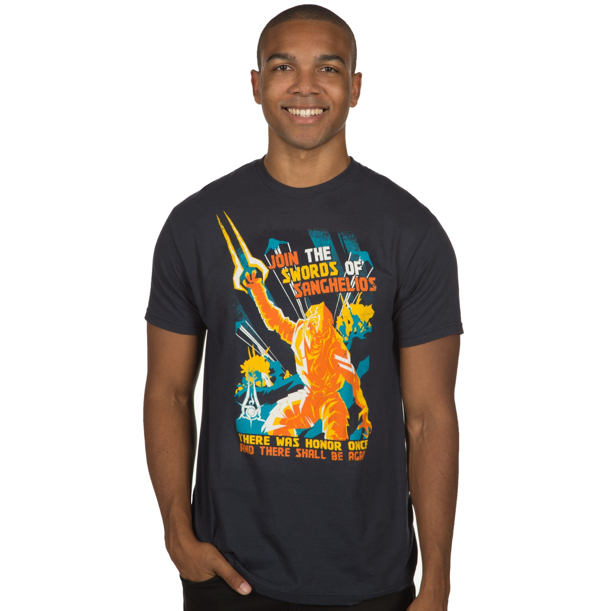 Jinx Halo S Swords Of Sanghelios Premium Tshirt