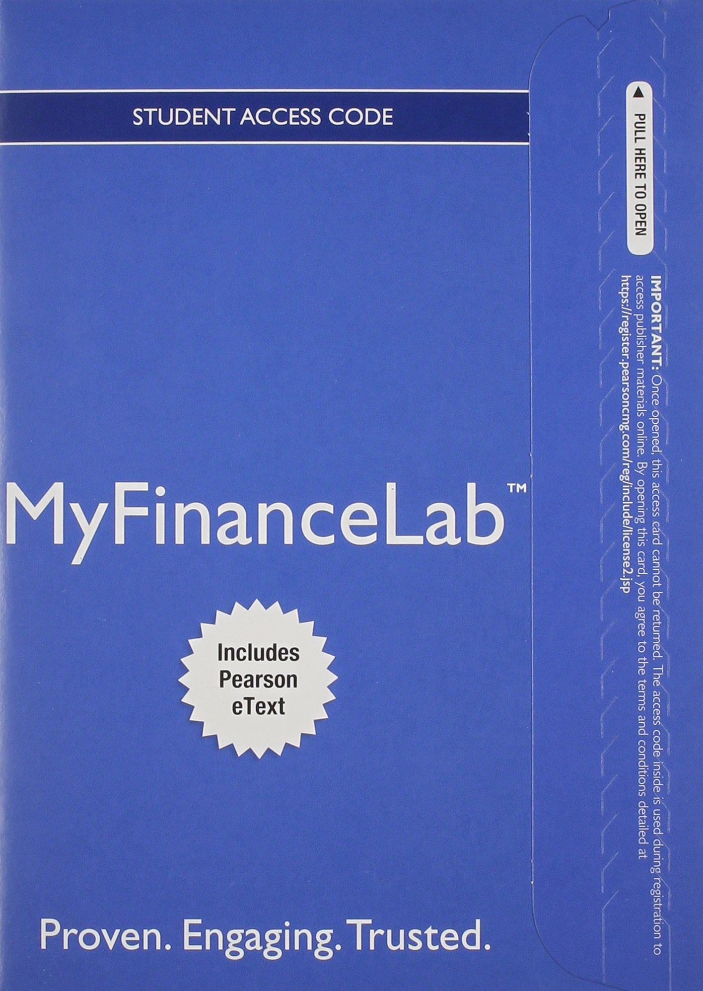 myfinancelab answers