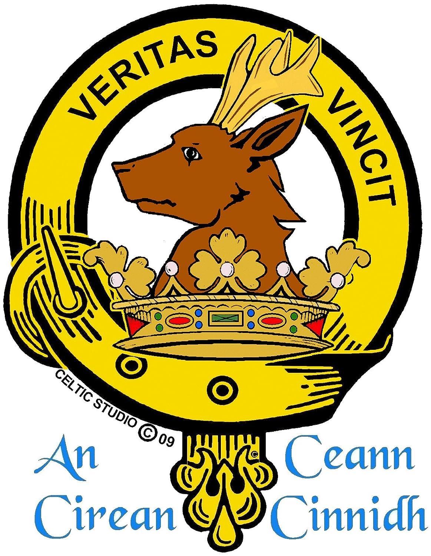Keith Scottish Clan Crest Small Kilt Pin