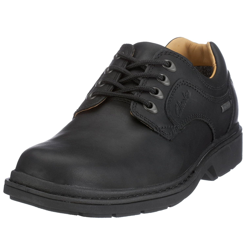 Clarks Rockie Lo GTX, Zapatos con Cordones. para Hombre